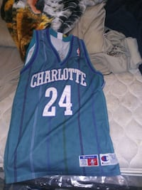 Official Charlotte Jersey number 24