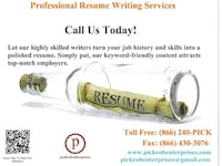 Get that Job Winning Resume Capitol Heights, 20743