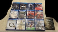 Various PS4 Games For Sale Hamilton