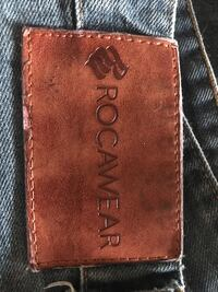 Men's Rocawear and Armani Jeans Sherwood Park, T8A