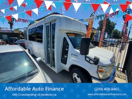 2008 Ford Ecoline