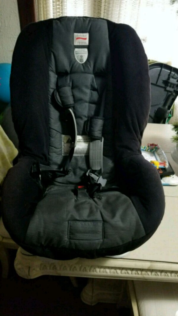 Used Britax Marathon Side Impact Protection Car Seat For In Clifton
