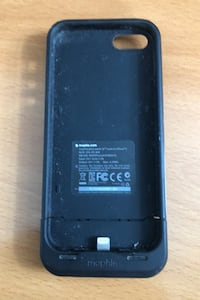 iPhone 5 &se battery case Abbotsford