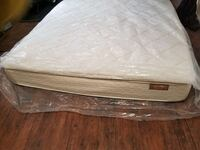 King mattress 250.delivery available