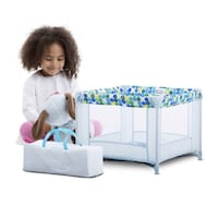 Joovy playard FOR DOLLS! Not real this is a TOY San Antonio, 78259
