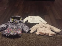 6 month jackets and 6-12 month cardigan Middleburg Heights, 44130