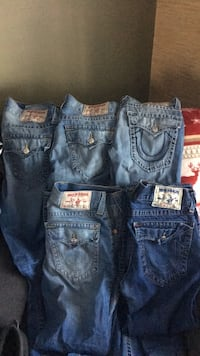 Blue true religion denim bottoms Orillia, L3V 3T5