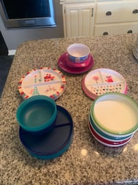 Kids Dishes Oxo Tot and other brands Plano, 75024