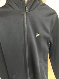Svart och vit under armour zip-up jacka Stockholm, 163 63