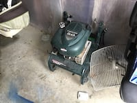 black and green push mower Middletown, 45042