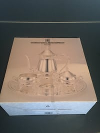 international silver company tea set box Fairfax Station, 22039