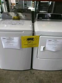 New Frigidaire washer and dryer set with warranty  Springdale, 72762