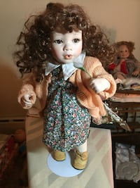Doll collectible 68 km