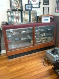1950's Vintage Display Case Covington, 30016
