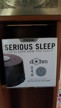 White noise machine  Harpers Ferry, 25425