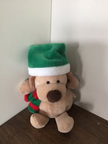 Small Christmas plush