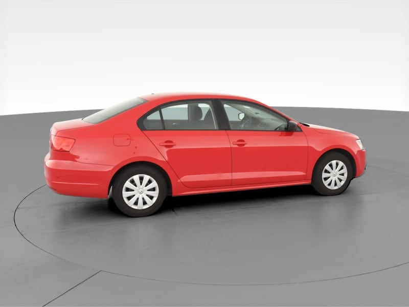 2014 VW Volkswagen Jetta sedan 2.0L Base Sedan 4D Red  4a54f87d-2aad-47ba-859a-b9b619395d48