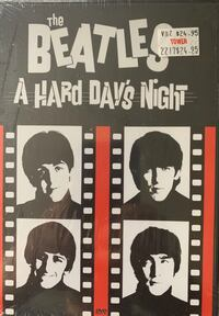 A HARD DAY'S NIGHT DVD 1997 RELEASE NEW SEALED Herndon, 20170