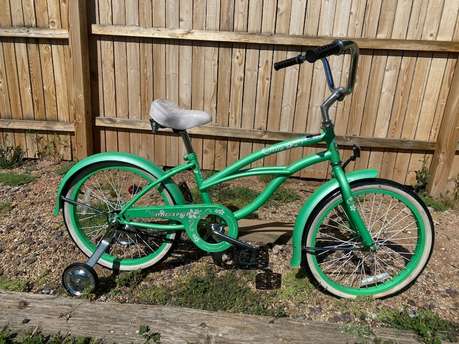 Photo Micargi Jetta Beach Cruiser .. 20 Wheels