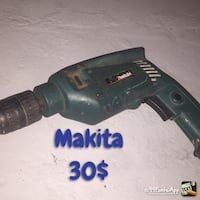 Makita Hammer Drill St Catharines, L2S 2A4