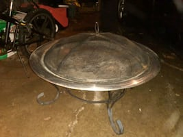 Fire pit 30 inch