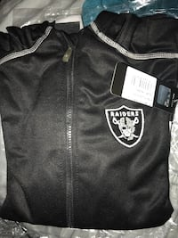 Oakland Raiders jacket youth
