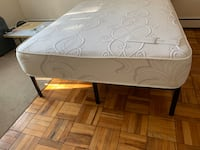 Queen size bed and mattress just out of wrappers Baltimore, 21210