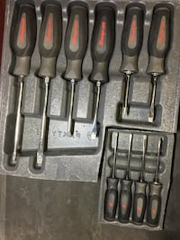 Snap-On Screw Driver's