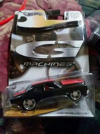 '70 black and red Chevelle diecast Honolulu, 96818