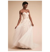 BHLDN - Guinevere Wedding Gown Size 4 - Brand New With Tags Toronto, M4B 2T2