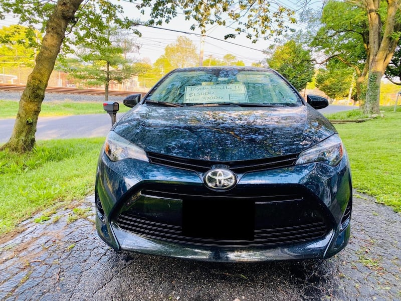 2018 Toyota Corolla LE AT 4