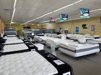 Half Off and Free local next day delivery on most of the mattresses in stock!!! Charlotte