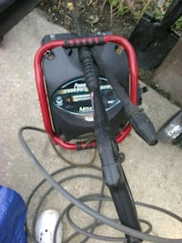 red and black pressure washer Dearborn Heights, 48125