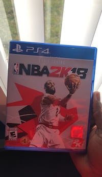 NBA 2K18 for PS4 Moraine, 45417