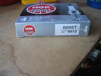 NGK-BR8ET Spakr Plugs - QTY-6 Queens County