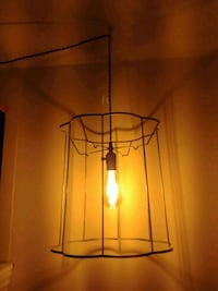 Hanging Edison Lamp LED Dimmable Media, 19063