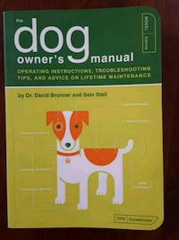 The Dog Owner's Manual Easton, 18045