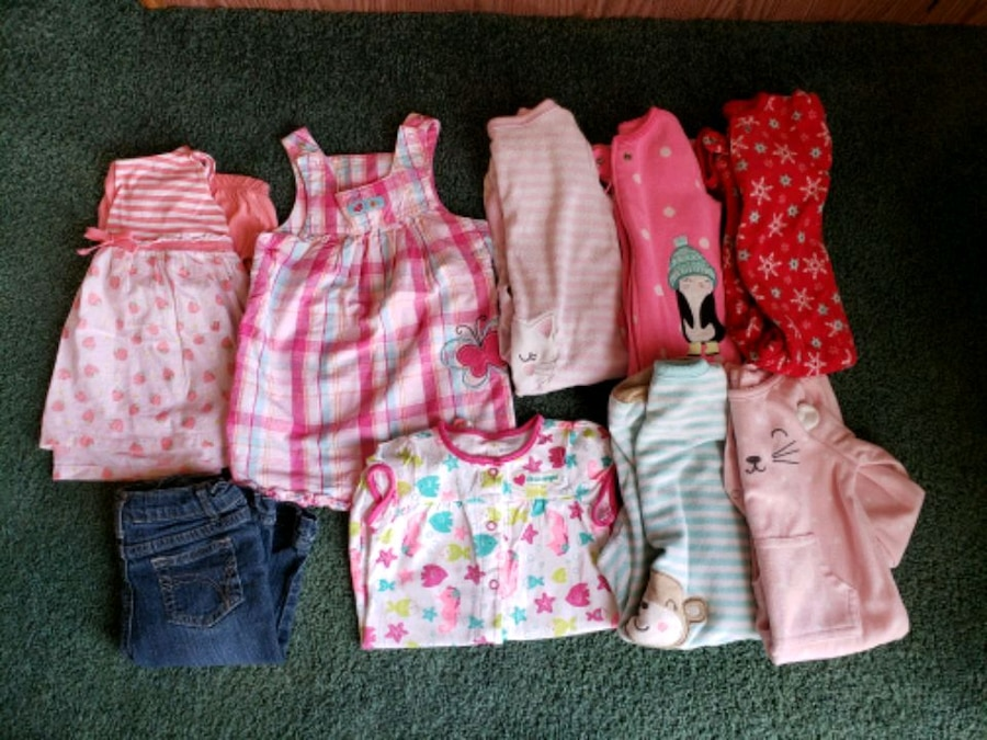 Photo 12 month girls clothes