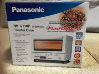 Panasonic toaster oven (unused, sealed in box) GUELPH