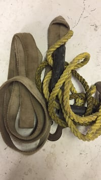 Tow rope  Sherwood No. 159