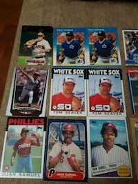 Mix baseball cards (40 mix collection cards) West Babylon, 11550