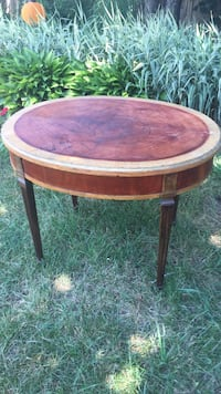 Antique wood table  Toronto, M8W 4K2