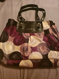 Coach purse with matching wallet  Moore, 73160