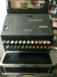 National black cash register