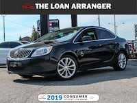 2015 Buick Verano with 135,810km and 100% Approved Financing