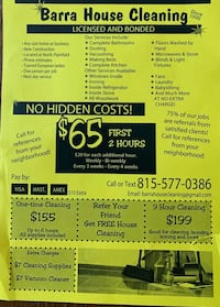 House cleaning Naperville