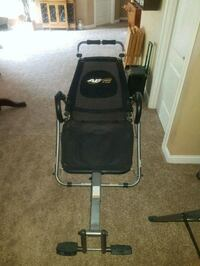 black and gray exercise equipment Union, 41091