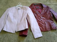 two pink and white dress shirts Kingman, 86409