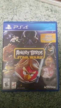 Angry Birds Star Wars PS4 Game Mississauga, L5M 6E5