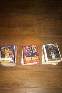 250+ Basketball Trading Cards 10 year old collection Baltimore, 21216